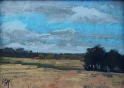 French Wheat Field II