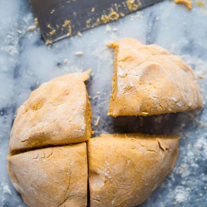 Learn how to make Sweet Potato Gnocchi Dough