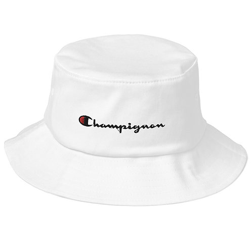 Champignon Bucket Hat