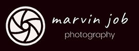 Marvin Job photography portfolio site logo