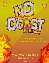 No Coast Tour Avondale