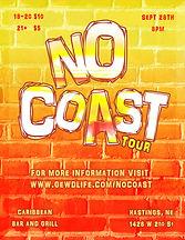 No Coast Tour Hastings