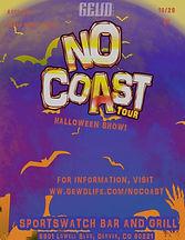 No Coast Tour Westminster
