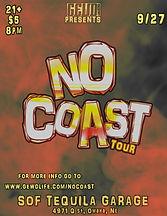 No Coast Tour Omaha