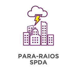Para-Raios SPDA