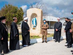 "Libano - Incontro interreligioso a Base ""Millevoi"""
