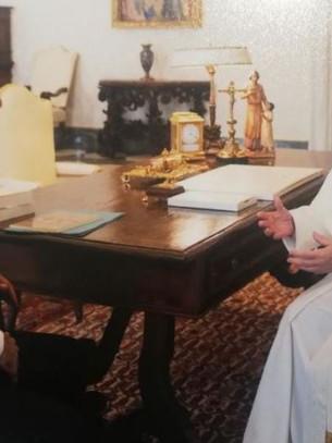 سفير لبنان لدى الكرسي الرسولي للوطنية: لبنان في صلب اهتمامات البابا لكن لا قدرة للفاتيكان على القيام