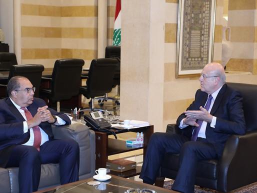 Libano – Mikati incontra inviati FMI