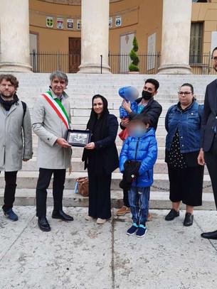Verona – Collaboratrice afghana del contingente italiano salva in Italia