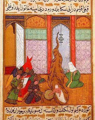 Il  mondo arabo festeggia la nascita del Profeta