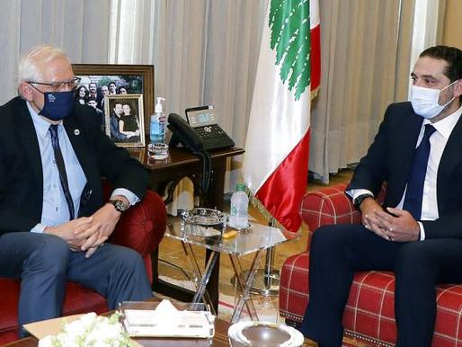 """Borrell: """"Sanzioni a governanti libanesi sul tavolo UE"""""""