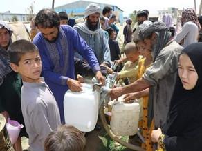 Afghanistan – Crisi umanitaria mentre l'Italia scompare