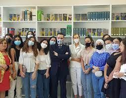 """Beirut  - Inaugurata la """"Biblioteca Italia"""""""