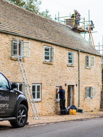 Renovating and improving period houses is at the core of our offer. We start with getting to know you and your property and will guide you through the construction process until every last detail is complete.