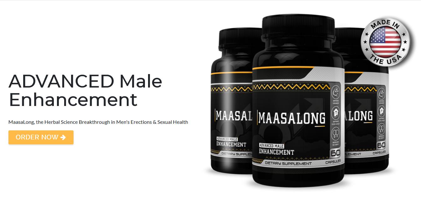 MaasaLong | MaasaLong Male Enhancement | Reviews | 2021 Special Offers!