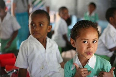 Children of the Yasawa Islands