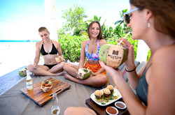 Casual dining Fiji Beach Club