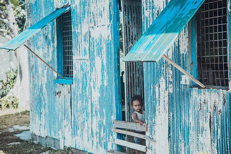 Yasawa Islands village - Fiji
