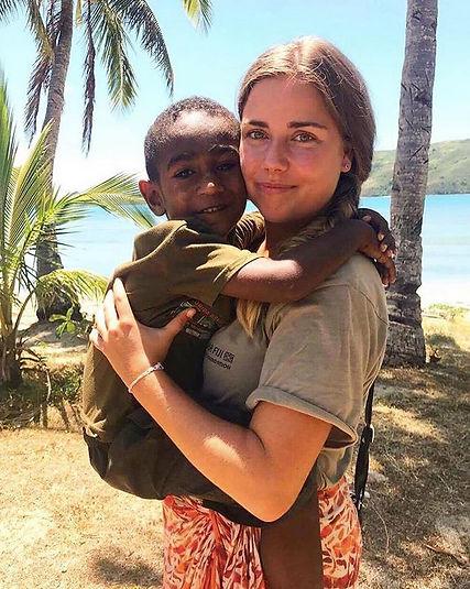 Making a difference in Fiji's Yasawa Islands