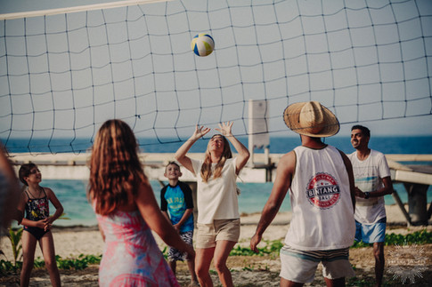 Guest activities - Volleyball
