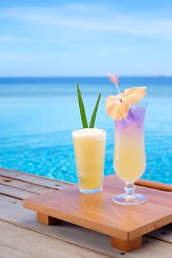 Naked Lady Cocktail Malamala Beach Club