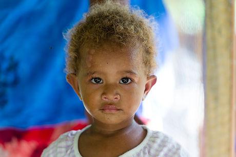 Child of the Yasawa Islands