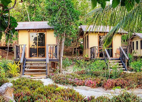 Mantaray Island Resort Bure