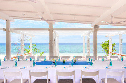 The Venue private dining/conference area