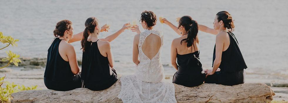 Weddings at Malamala Beach Club