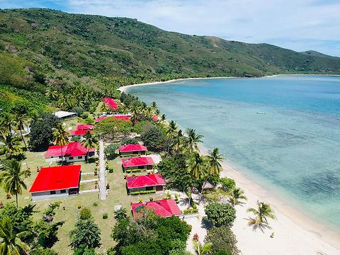 Resort in Fiji's Yasawa Islands