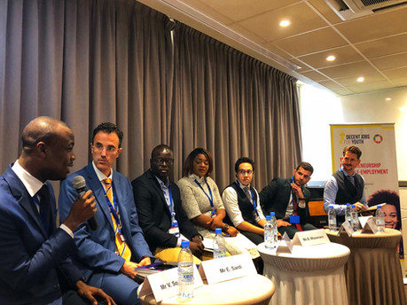 Youth Entrepreneurship and Self-Employment (YES) Forum in Dakar, Senegal