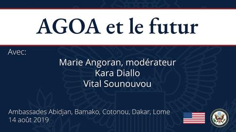 AGOA et le futur