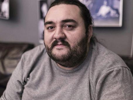 """Yazar Mehmet Berk Yaltırık """"Son Gulyabani"""" ile Röportaj"""