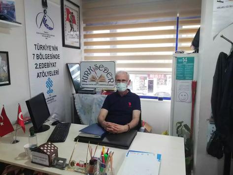 KIRKSEDER Başkanı, Şair Alaeddin İkican ile Röportaj