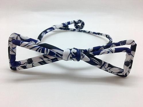 Noeud papillon Janfive Studio - Bleu marine