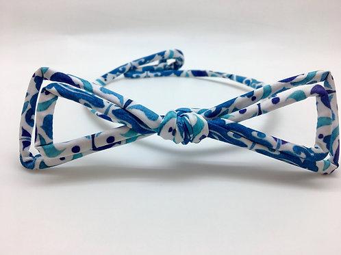 Noeud papillon Janfive Studio - Bleu clair