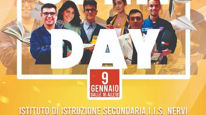OPEN DAY- Sede Bellini