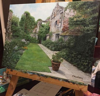 Scotney Castle 1 (Sold)