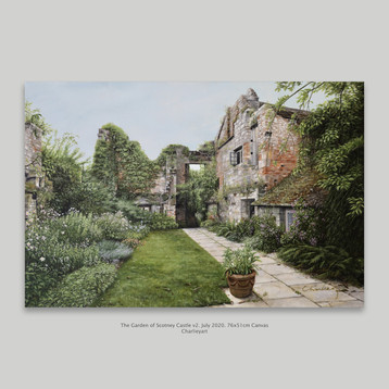 The Garden of Scotney Castle v2