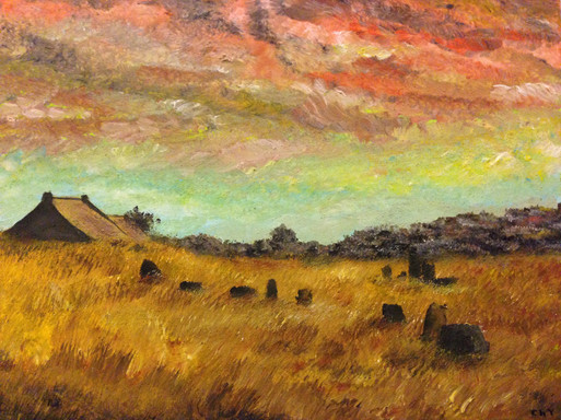 Autumn Field (Sold)