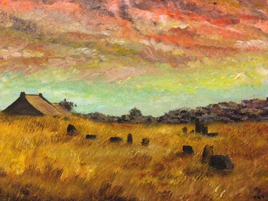 Autumn Field (Sold)