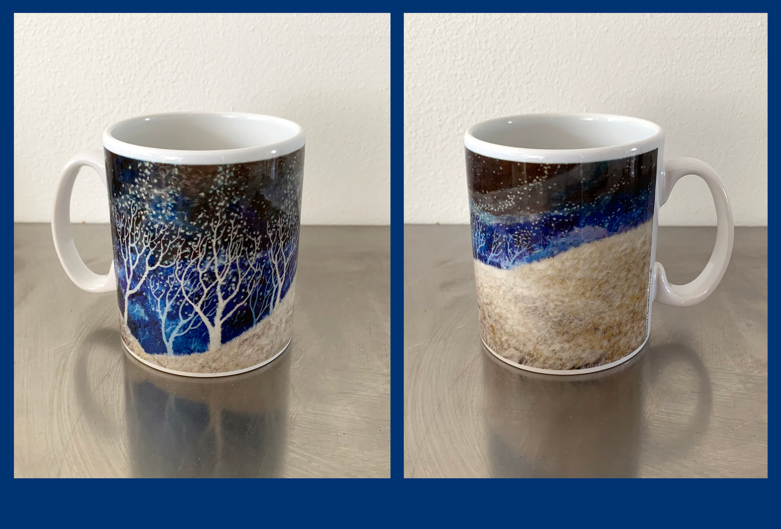 Winter Dream Art Mug