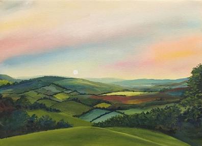 Landscape of Yorkshire