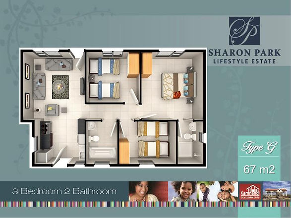 Sharon Park Kamnandi Affordable House (7