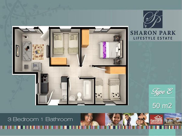 Sharon Park Kamnandi Affordable House (5