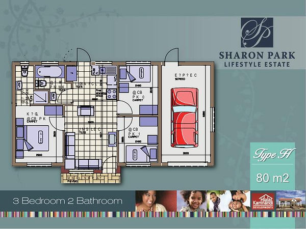 Sharon Park Kamnandi Affordable House (8