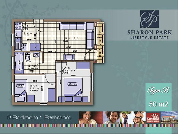 Sharon Park Kamnandi Affordable House (2
