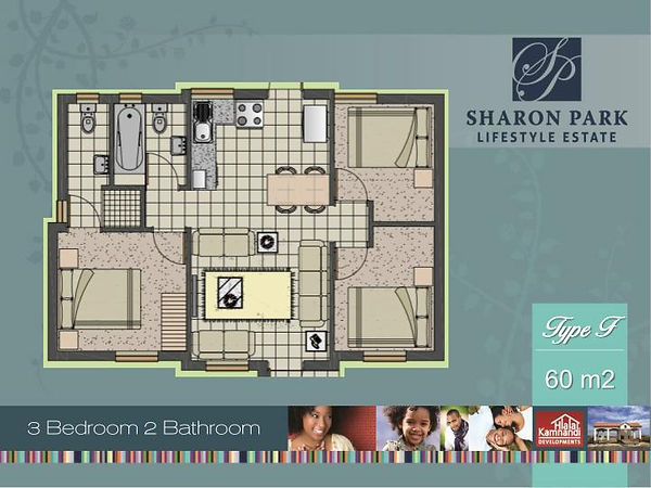 Sharon Park Kamnandi Affordable House (6