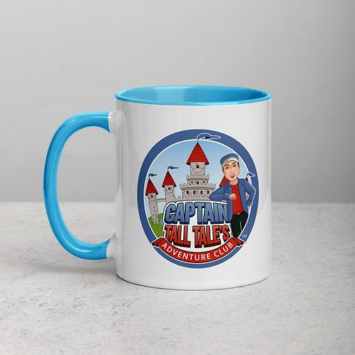 A Captain Tall Tale's Adventure Club Mug