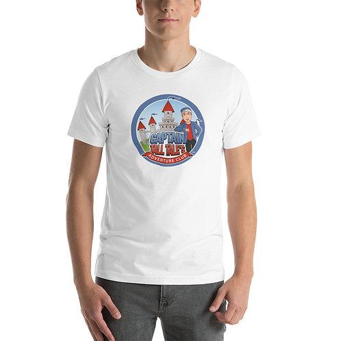 Adventure Club Short-Sleeve Unisex T-Shirt